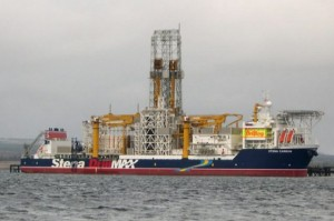 stena-carron-drillship-oil