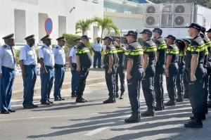 SXM-police