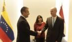 Venezuelan-Vice-President-Tareck-El-Aissami-Stef-Blok