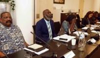 ipko delegation Curacao