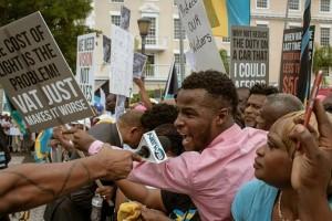 Bahamas_protest