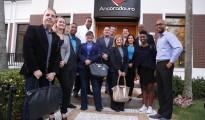 Curaçao delegation visit to Wholesaler Ancoradouro in São Paulo