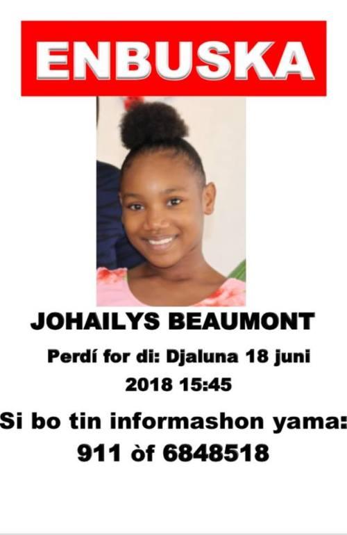 Johailys-Beaumont-vermist
