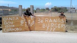 Protest-Bandabou