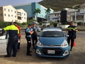 SXM-politie-police