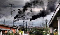 pollution refinery