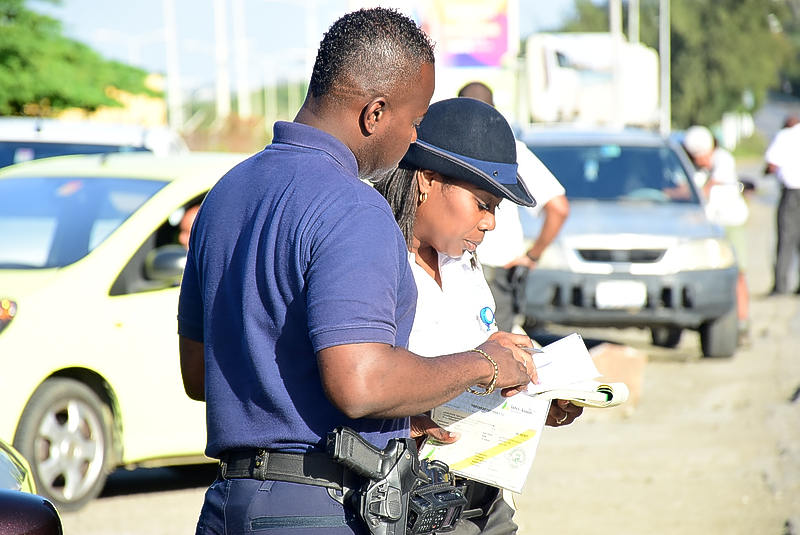 19 drivers have outstanding fines - Curaçao Chronicle