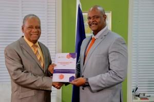 LWI Corruption Perception rapport uitreiking