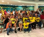 World Clean Up Day Curacao Coordinators Team and Volunteers