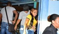 Arrests Trago meisje