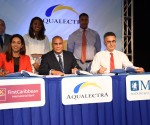 CIBC FirstCaribbean financing historic loan Aqualectra