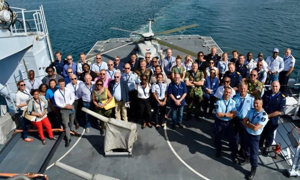 Security sector Curacao